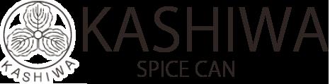KASHIWA SPICE CAN